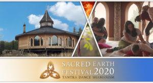 Sacred Earth Festival 2020 @ The Dragon Temple