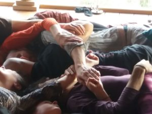 New Year's Retreat - Embodied flow @ The Dragon Temple