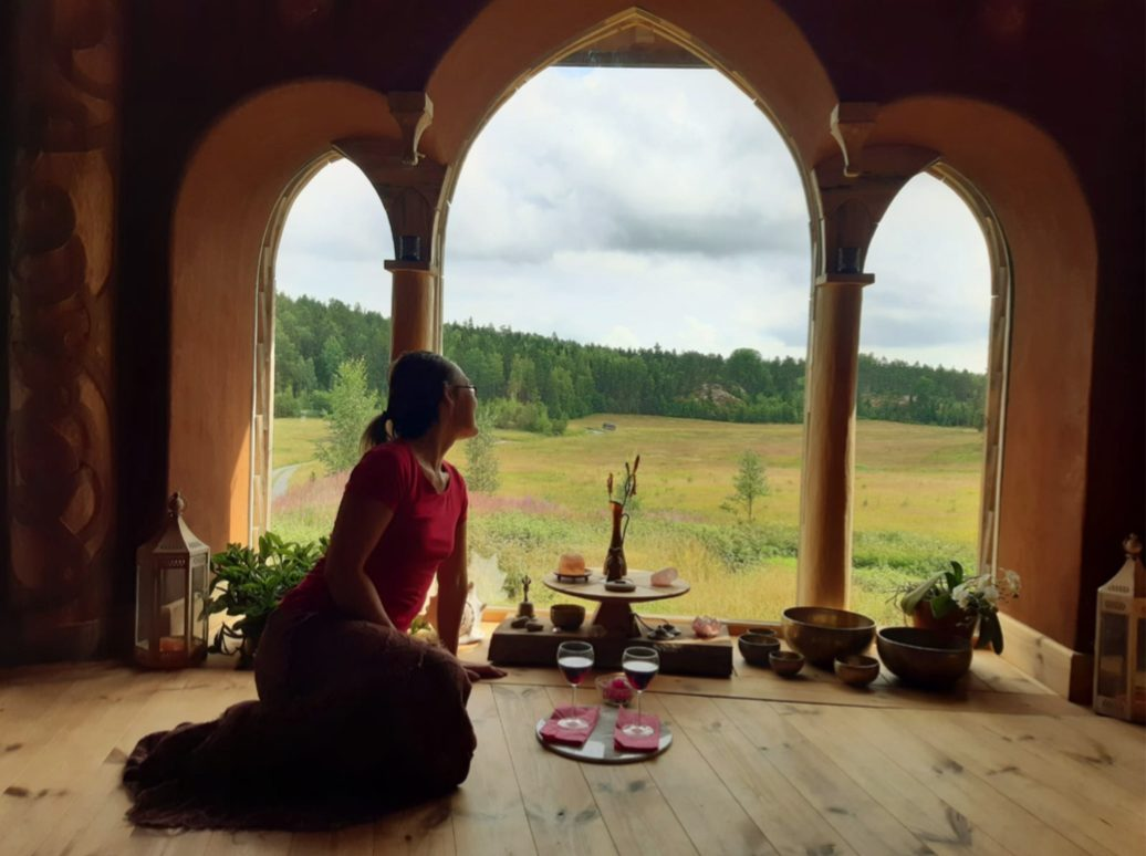 Shamanistic Healing Sessions in Helsinki, Stockholm and Oslo
